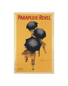 Parapluie-Revel-by-Leonetto-Cappiello-Art-Print-Vintage-Umbrella-Poster-11x14