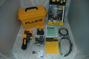Fluke-TI450-Performance-Thermal-Imager-Waermebildkamera-mit-Fluke-connect