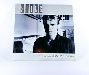 STING-The-Dream-Of-The-Blue-Turtles-12-034-LP-Vinyl-A-amp-M-Records-1985-Pop