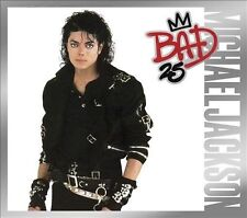 Bad [25th Anniversary Edition] by Michael Jackson (CD, Sep-2012, 2 Discs,...