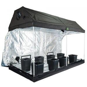 Senua Hydroponics Loft Grow Tent Bud Room 240x120x160