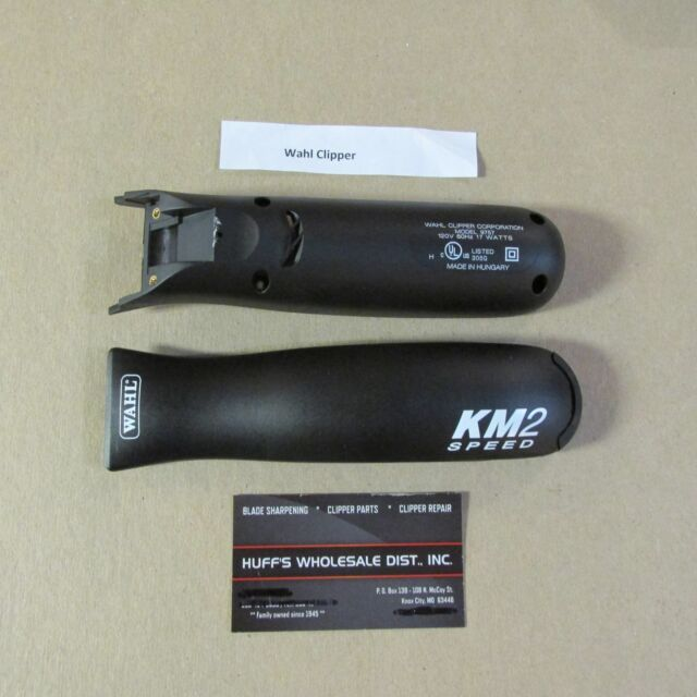 New Wahl Km 2 Clipper Replacement Parts Top
