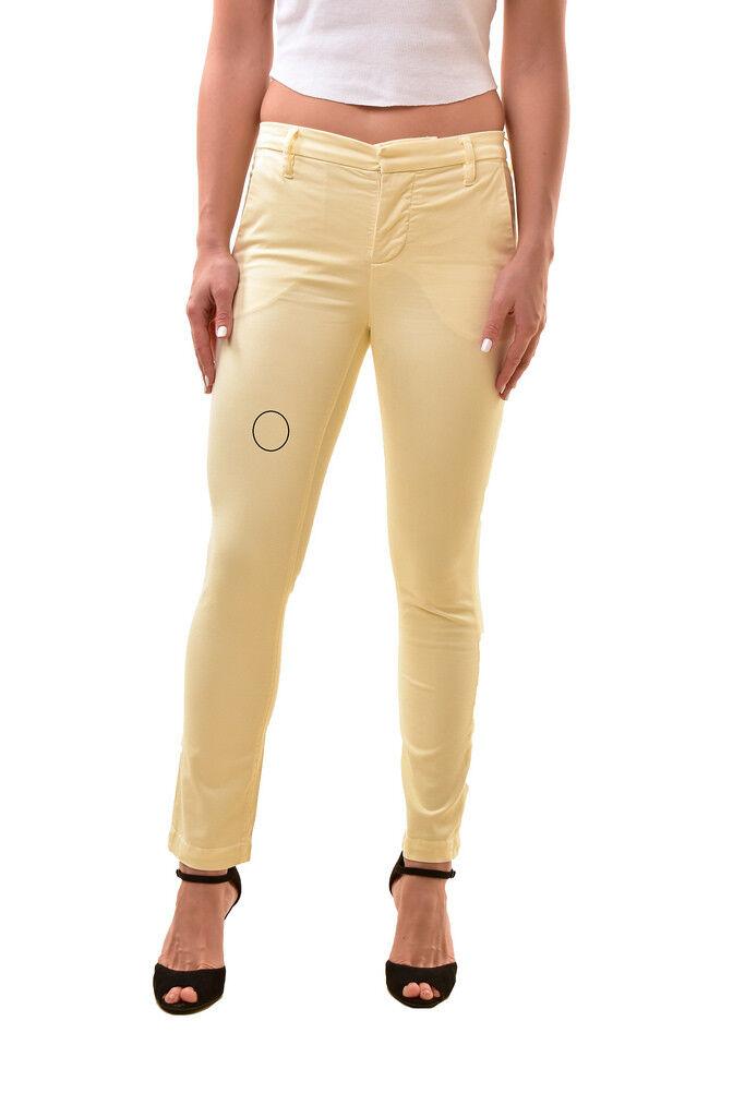 J BRAND damen Clara JB001176 JB001176 JB001176 Ankle Trousers Gelb Größe 26   228 BCF811 | Erschwinglich  | Kostengünstiger  | ein guter Ruf in der Welt  c4a9d7