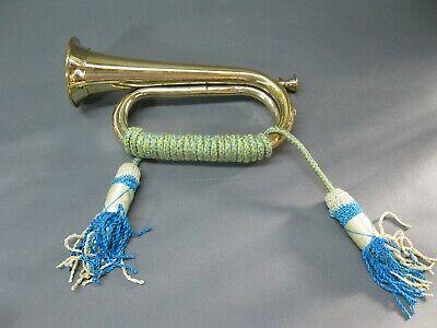 Messing Jagdhorn Posthorn  28 cm Brass  Horn Trompete