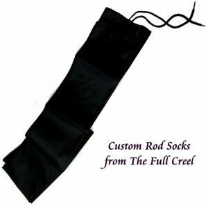 Black Rod Socks - Custom Made to Your Specifications