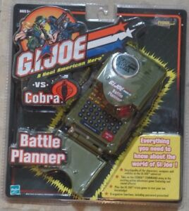 Gi Joe Vs Cobra Planificateur de bataille Tiger Electronics Nouveau scellé Hasbro 2002 76930669853