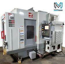 Haas Mdc 500 Vertical Mill Drill Machining Center Cnc Mill Tsc 10000 Rpm Vmc Vf