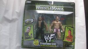 WWF-WrestleMania-2000-TitanTron-Live-The-Rock-amp-Billy-Gunn-Tron-Ready-NEW-t622