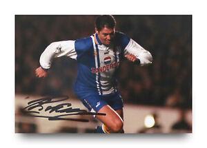 Chris-Waddle-Signed-6x4-Photo-Sheffield-Wednesday-Autograph-Memorabilia-COA