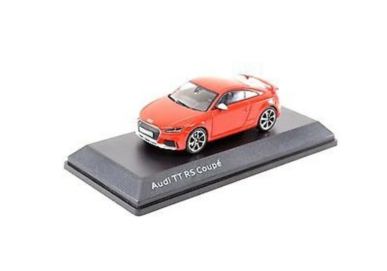 Audi tt rs - coupé, catalunya rot, 1 43 5011610431