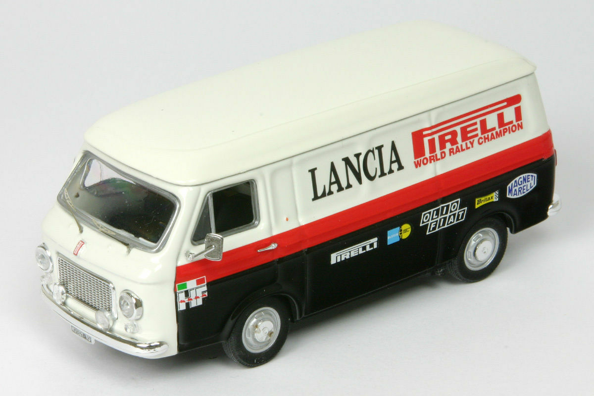 1 43 FIAT 238 service transporteur pour Lancia-rallye saison 1979-rio 4407