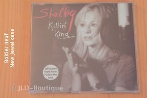 Shelby-Killin-Kind-Boitier-neuf-CD-single-promo