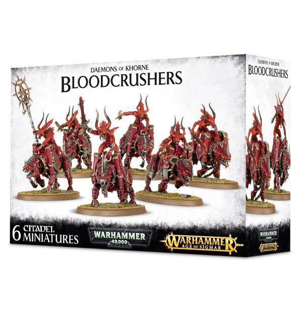 Demonios Del Caos - Bloodcrushers de Khorne - Warhammer 40,000 40,000 40,000 - Tienda Juegos    Seleccione de las marcas más nuevas como