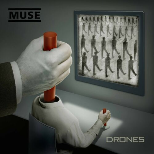 """24/"""" sizes Muse Drones poster wall art home decor photo print 16/"""" 20/"""""""