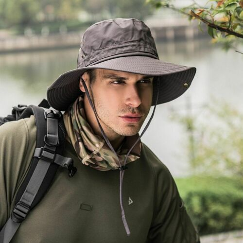 Hommes Mode Polyester Extérieur Sun Chapeaux de Soie Satin Casual Summer Solide Chapeau