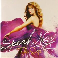CD-Taylor Swift-Speak Now - #a977