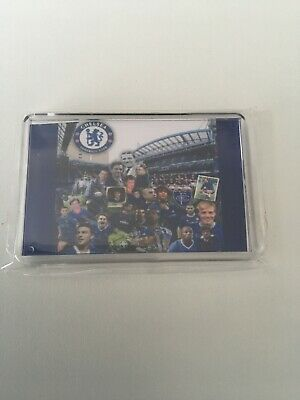 Chelsea FC Europa League Final 2019 Souvenir Fridge magnet