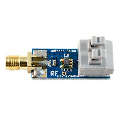NooElec 'Balun One Nine': Tiny Low-Cost  9:1 Balun; Long Wire HF Antenna RTL-SDR