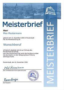 Meisterbrief-Meistertitel-Meisterurkunde-Meisterdiplom-Urkunde-Diplom-UK-10303