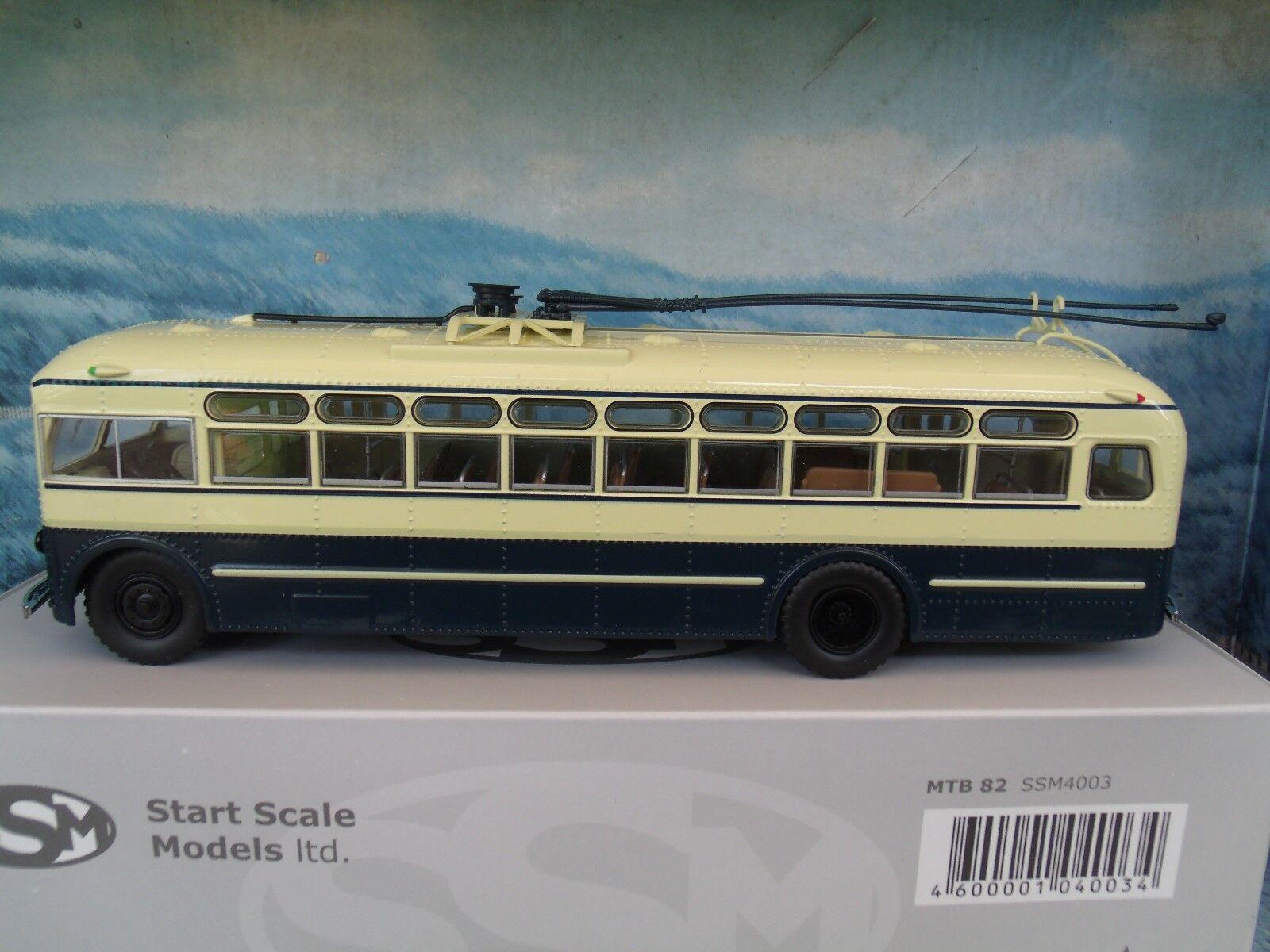 1 43 Start Scale Models MTB 82  D  marques en ligne pas cher vente