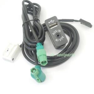 Fine Glove Box Aux Usb Socket Switch Wire Cable For Bmw E60 E63 E87 E70 Wiring 101 Capemaxxcnl