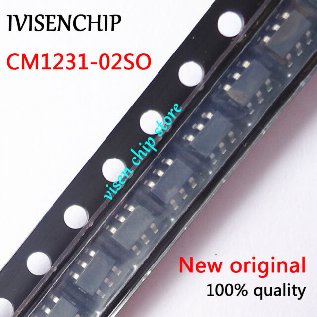 10 PCS G524B1T11U SOT-23-5 GMT Integrated Circuit