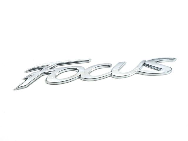 TDCI Zetec Original Ford Focus Insignia Maletero Trasero Emblema III Mk3 2011