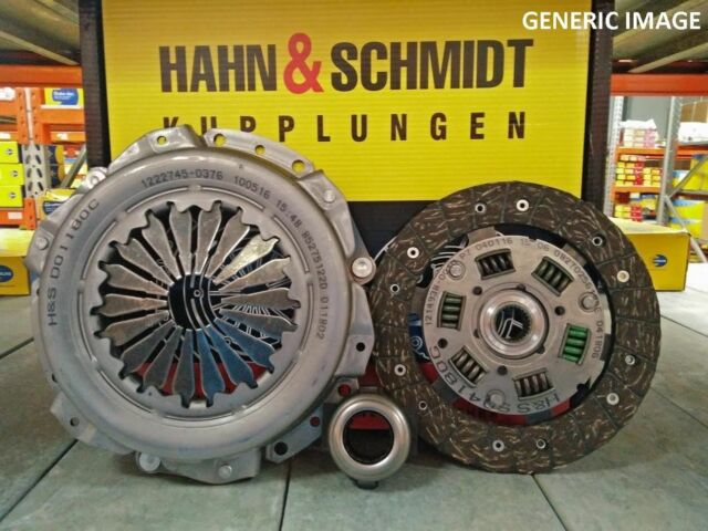 CLUTCH KIT FIT 3IN1 VW TRANSPORTER T4 2.4D