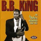 The Modern Recordings, 1950-1951 by B.B. King (CD, Apr-2002, 2 Discs, Ace (Label))