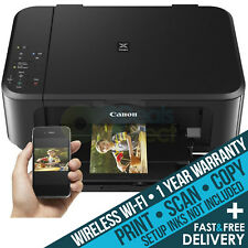 CANON PIXMA MG3650 S All-in-One Wireless WiFi Scanner Printer -Printer Only Deal