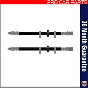 FOR 2X IVECO Daily Front Brake Hose Pipe 500327224