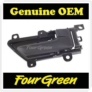 Inside Door Handle Right Side For Hyundai 07 12 Veracruz Oem New 826203j000ws Ebay