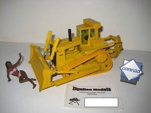 Caterpillar D 10 Bouteur Pacman Logo #285.3 Conrad 1:50-afficher Le Titre D'origine
