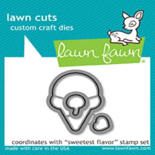 Lawn Fawn Lawn Cuts Die Sweetest Flavor lf1699