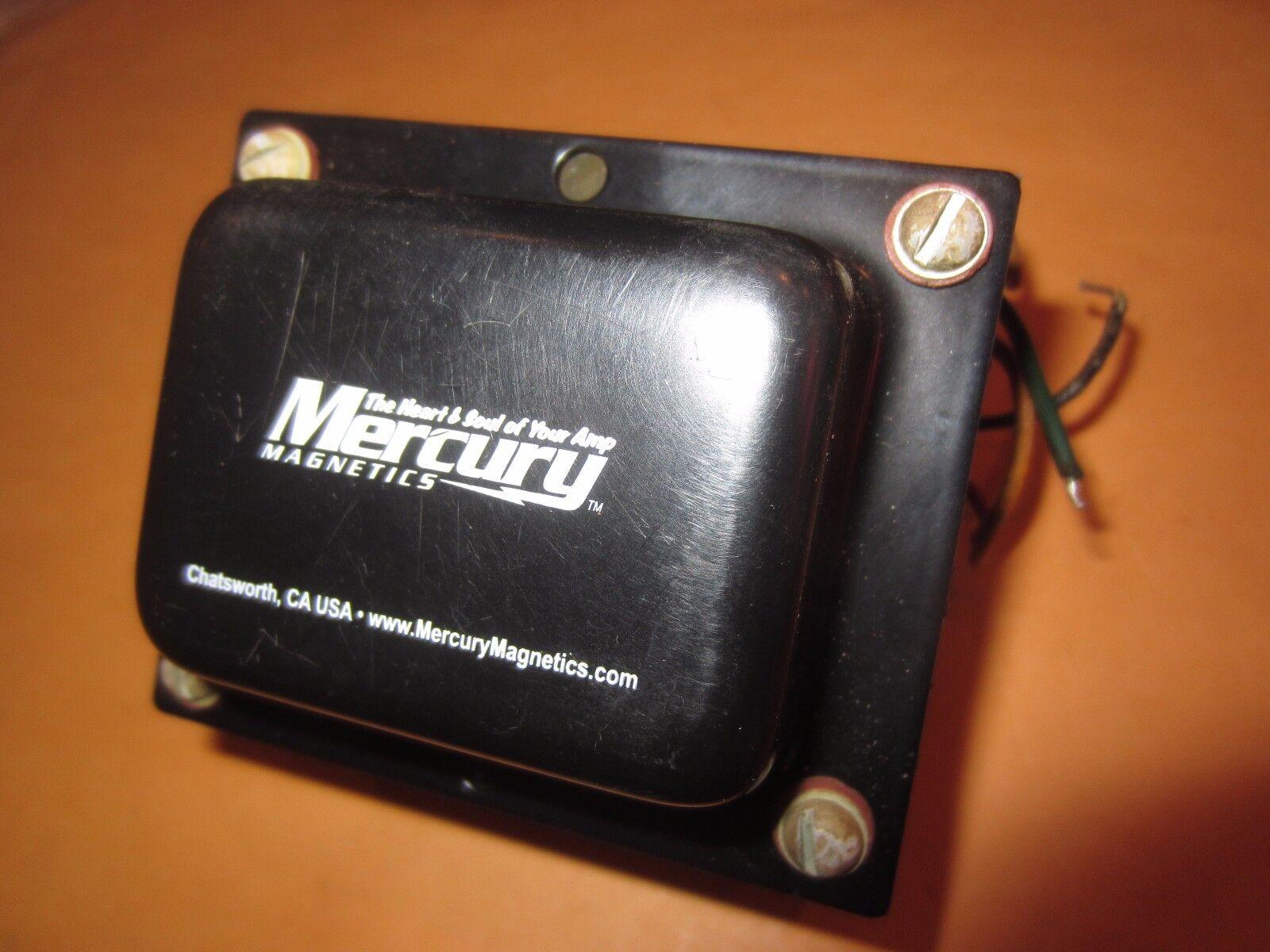 Vintage Fender Amplifier Transformer for Deluxe Amp Mercury Magnetic For Repair