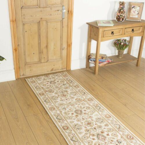 150 cm à 600 cm longValero Extra Floor Carpet Tapis de couloir tapis pour hall entrée