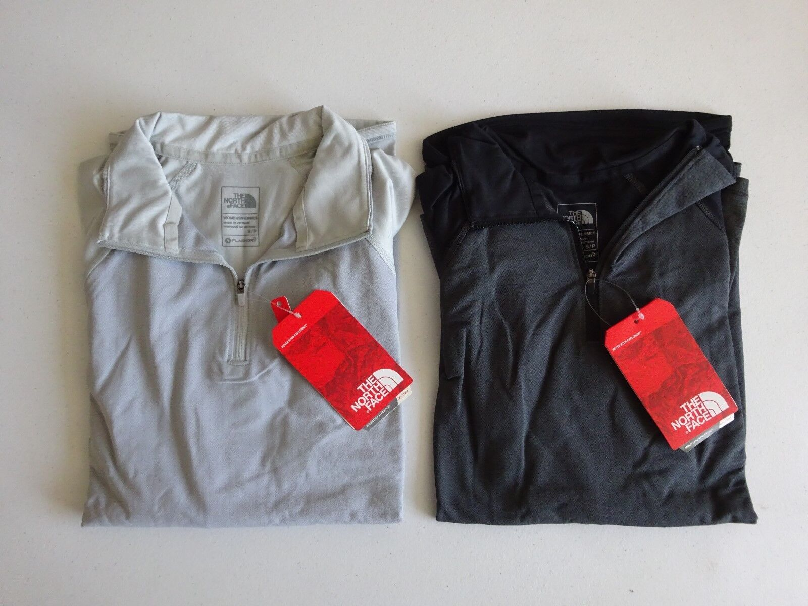 North Face Women's Motivation 1 4 Zip NWT   NEW 2017 Line