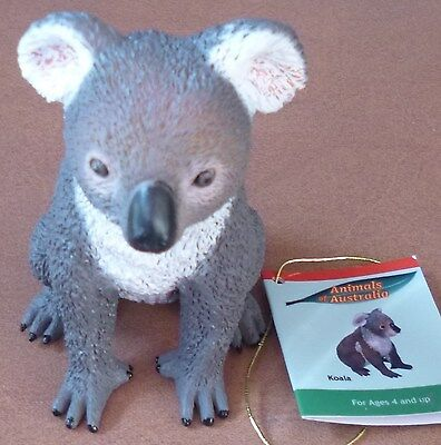 PACK of 3 AUSTRALIAN ANIMAL SOUVENIR GIFT CROCODILE LARGE REPLICA 145mm Long