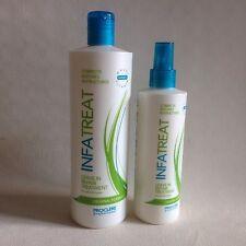 PROCLERE INFATREAT ORIGINAL LEAVE-IN TREATMENT 250ml spray + 1 X 500ml Refill