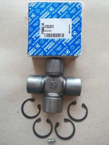 H8 Kreuz 4120L0012R24 Bondioli/&Pavesi Kreuzgarnitur 34,9 x 93,5 GR.7 G8 S8