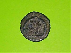 Gratian-367-AD-383-AD-Roman-coin-VOT-XV-MVLT-XX-wreath-antique-VG-ancient-money