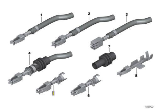 BMW Câblage Connecteur Plug Terminal Contact Broche 61138377734