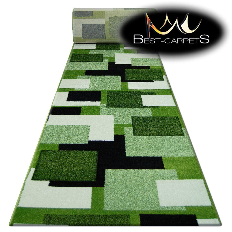 Chemin de Table Tapis,Pilly 8404 Herbe / / / Crème Moderne Escaliers Largeur | Conception Moderne  8f2115