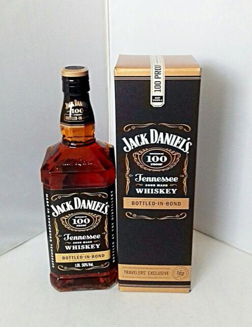 Jack Daniel S Bottled In Bond Jack Daniels 1 L 50 Vol Ebay