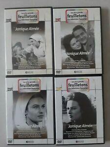JANIQUE-AIMEE-Integrale-4-Volumes-DVDs-Comme-neufs-Vila-Sapritch