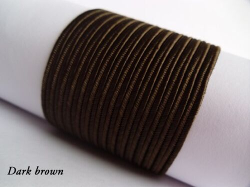 Soutache Braid Original Russia Cord 100/% viscose 3mm 60 COLOURS