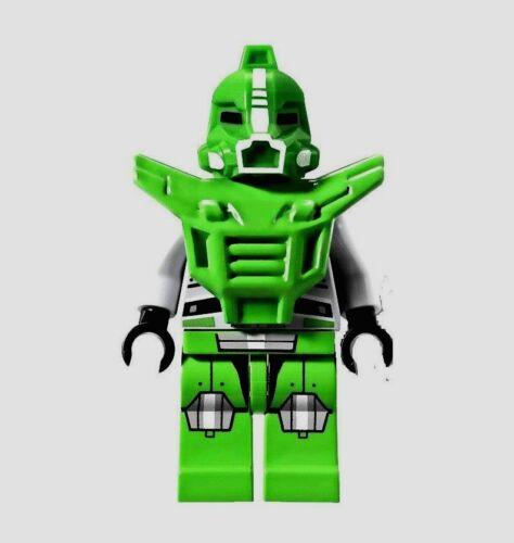 Lego Galaxy robot  sidekick Minifigure  green Robot new  70704 new minifig