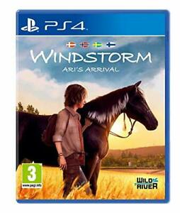 Windstorm-Ari-039-s-Arrivage-PS4-Neuf-Scelle-PLAYSTATION-4-Winstorm