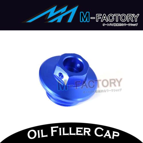 CNC Billet Gyro Oil Filler Cap Plug Fit Aprilia Shiver 750 2007-2017 07 08 09