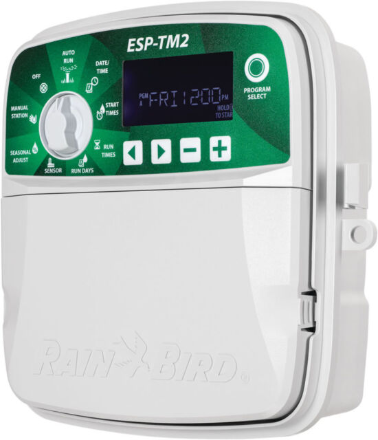 Rain Bird ESP-TM2-8 WiFi Capable 8-Zone Controller Optional LNK Module LINK